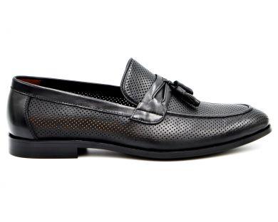 Туфли лоферы 228-31-10 - фото