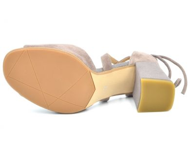 Босоножки на каблуке 12-2 - фото