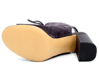 Босоножки на каблуке 36-2 - фото