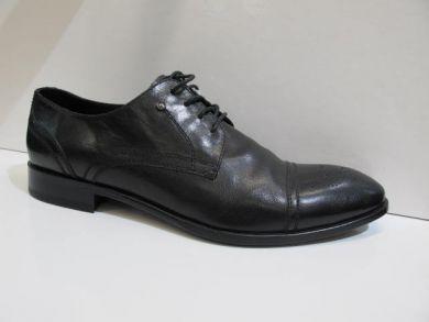 Туфлі на шнурках класичні 33223 - фото