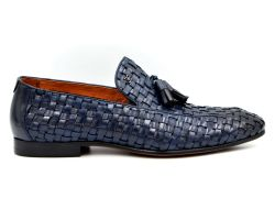 Туфли лоферы 0285-80 - фото
