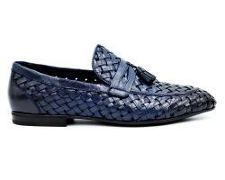 Туфли лоферы 026-6 - фото