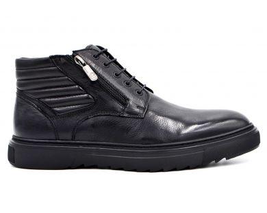 Повсякденні черевики на хутрі 925-1-07 - фото