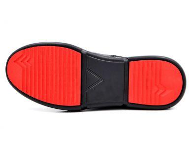 Ботинки спорт на меху 9905-0201 - фото