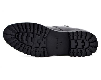 Повсякденні черевики на хутрі 608-6-07 - фото