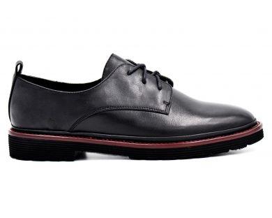 Туфли на низком ходу (комфорт) 71-1 - фото