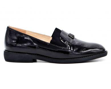 Туфлі на низькому ходу 73-1-73 - фото