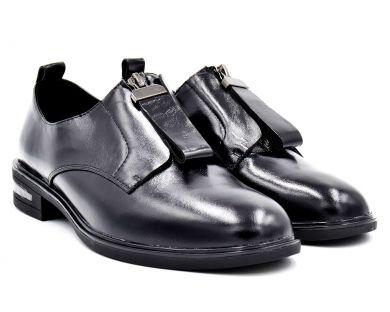 Туфлі на низькому ходу 8-143-04 - фото