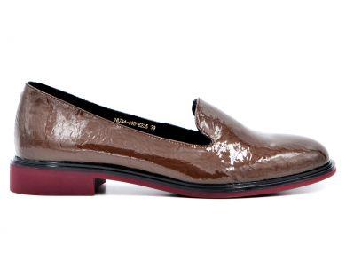 Туфлі на низькому ходу 18-94-29 - фото