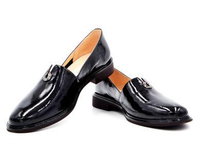 Туфлі на низькому ходу 3-491-0777 - фото