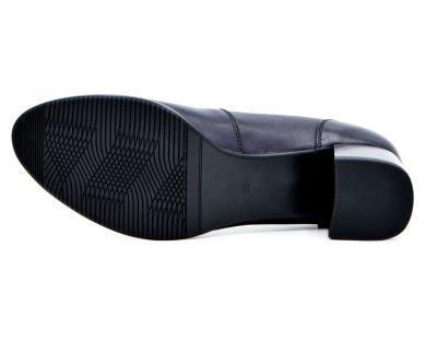 Туфлі човники на середніх підборах 550-01-551 - фото
