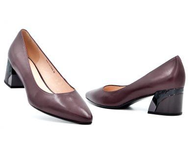 Туфлі на підборах 556-01 - фото
