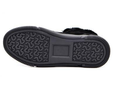 Кросівки з хутром 8825-3 - фото