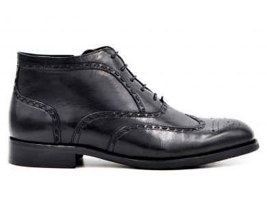 Ботинки оксфорды 21707-03 - фото