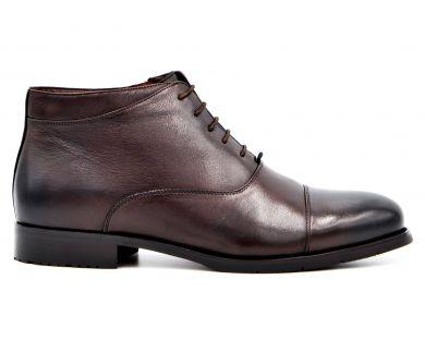 Ботинки классические на шнурках 5269-708 - фото