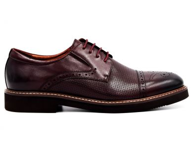 Туфлі броги 732-3 - фото