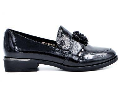Туфли лоферы 8-175-08 - фото