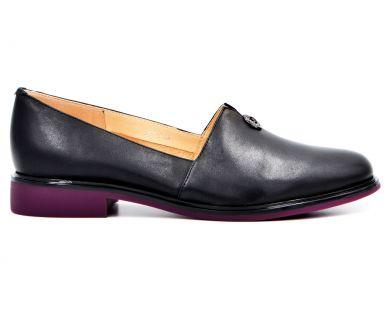 Туфлі на низькому ходу 79-1 - фото