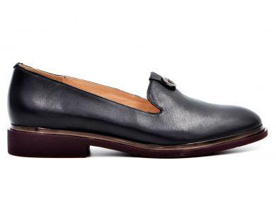 Туфли на низком ходу (комфорт) 78-1 - фото