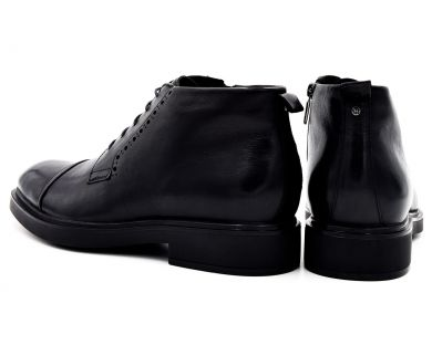 Повсякденні черевики на хутрі 921-3-07 - фото