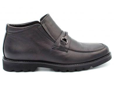 Повсякденні черевики на хутрі 179-1 - фото