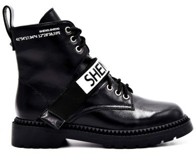 Ботинки на низком ходу 7454-205 - фото