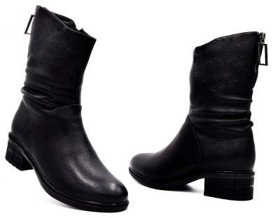 Ботинки на низком ходу 22-1-22 - фото