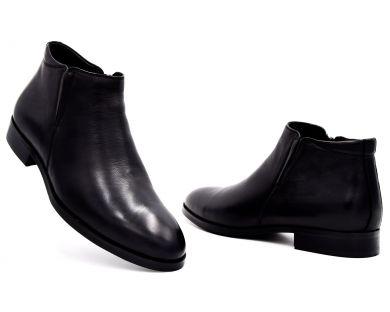 Ботинки классические без шнурка 1741-2-600 - фото