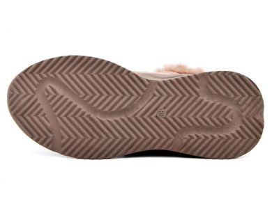 Кросівки з хутром 2006-5 - фото