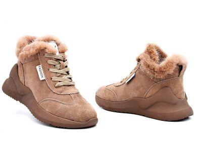 Кроссовки на меху 2006-5 - фото