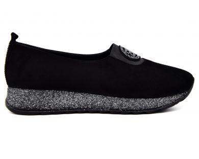 Туфли на толстой подошве 257-10 - фото