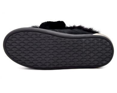 Туфлі на хутрі 2198-2 - фото