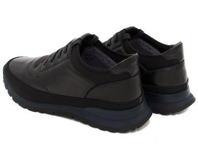 Зимові кросівки з хутром 725-6 - фото
