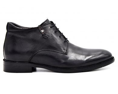 Ботинки классические на шнурках 13-11-742 - фото