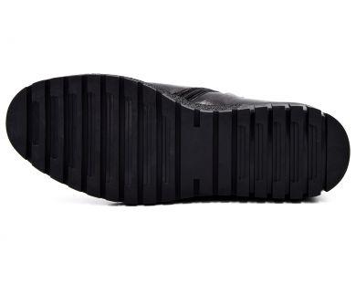 Ботинки комфорт на меху 25-7-742 - фото