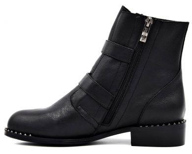 Ботинки с пряжками 1-3309 - фото