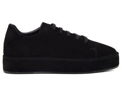 Туфли на толстой подошве 801-1-801 - фото