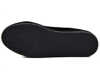 Туфлі на товстій підошві 801-1-801 - фото