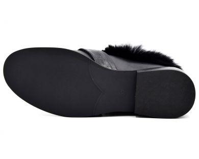 Туфлі на хутрі 814-814 - фото