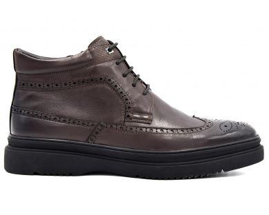 Ботинки оксфорды 60-2-745 - фото