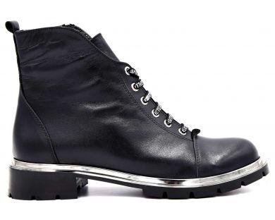 Ботинки на низком ходу 19-604 - фото
