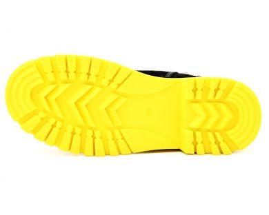 Ботинки на низком ходу 2713 - фото