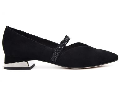 Туфли лодочки на среднем каблуке 02267-15-2 - фото