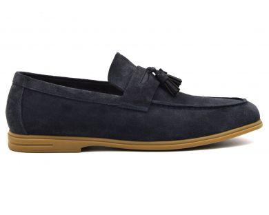 Туфли лоферы 0653-81 - фото