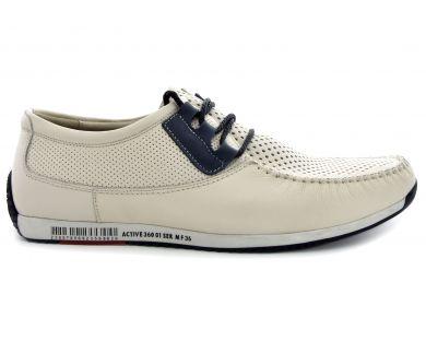 Туфли повседневные (комфорт) 1650-1105 - фото