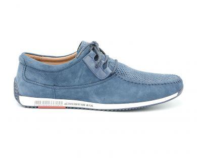 Туфлі комфорт (повсякденні) 1650-1122 - фото