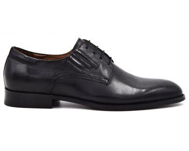Туфлі на шнурках класичні 5368-716 - фото