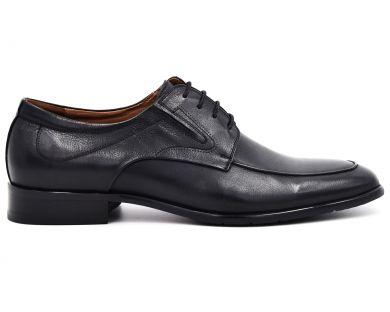 Туфлі на шнурках класичні 5322-719 - фото