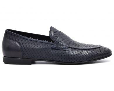Туфли лоферы 205-77 - фото