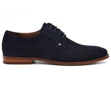 Туфлі на шнурках класичні 5396-913 - фото